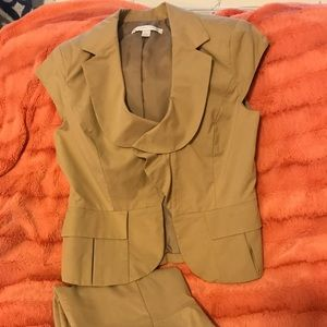 New York & Company skirt set